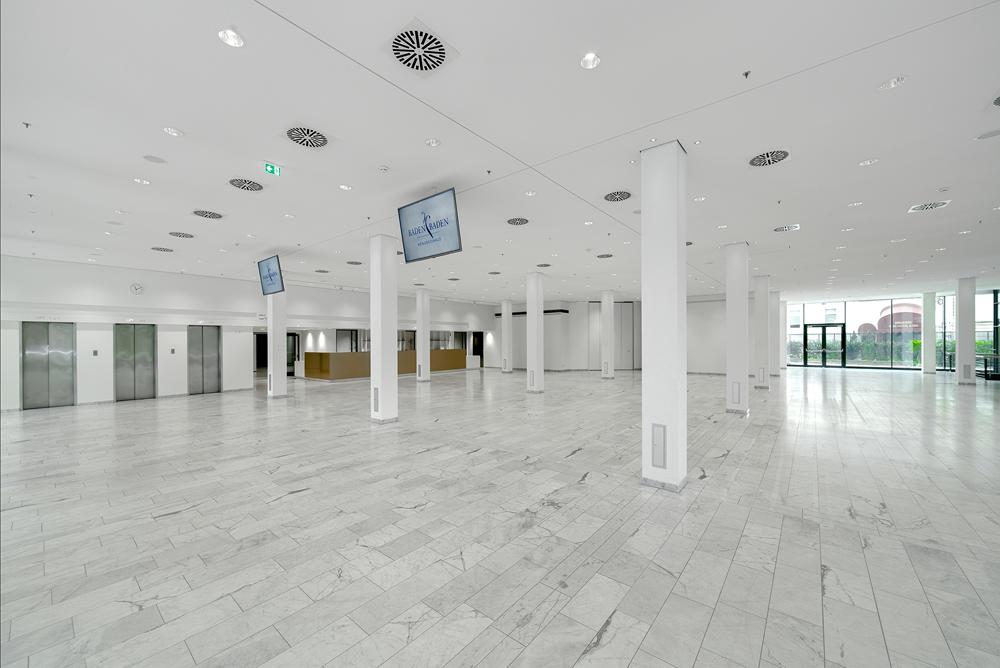 Foyer Ground Floor