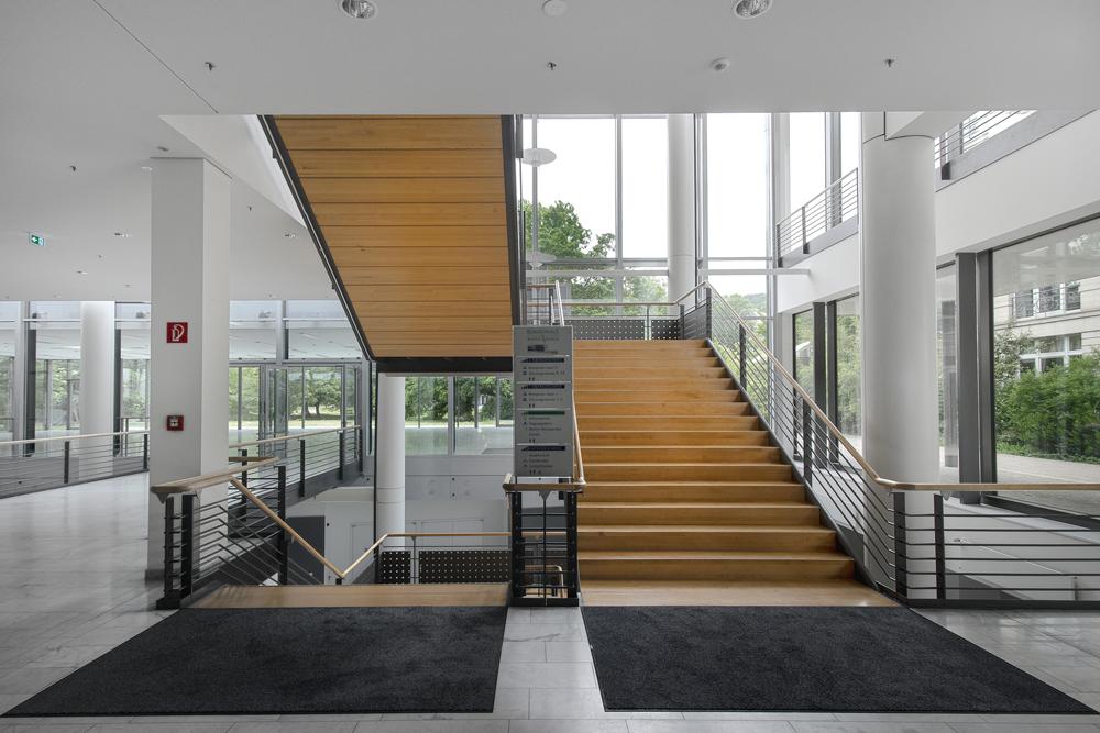 Foyer Ground Floor Staircase